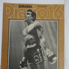 Coleccionismo de Revistas y Periódicos: SEMANAL DIARIO 16 AÑO 1984 , HISTORIA DE LA TRANSICION - XXIII JUEGOS OLIMPICOS -. Lote 69795521