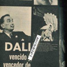 Coleccionismo de Revistas y Periódicos: REVISTA 1964 EL DON JUAN SURREALISTA DE SALVADOR DALI PINTOR BENJAMIN PALENCIA . Lote 69861025