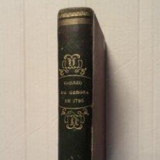 Coleccionismo de Revistas y Periódicos: GIRONA - CORREO DE GERONA AÑO 1795 - 51 NÚMEROS ENCUADERNADOS - COMPLETO MENOS EL NÚMERO 1. Lote 69867897