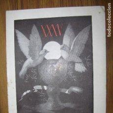 Coleccionismo de Revistas y Periódicos: CONGRESO EUCARISTICO INTERNACIONAL BARCELONA 1952. Lote 69996613