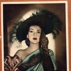 Coleccionismo de Revistas y Periódicos: AMPARITO RIVELLES 1948 CINE HOJA REVISTA. Lote 70114513