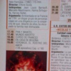 Coleccionismo de Revistas y Periódicos: RECORTE VERONICA CASTRO. Lote 70124073