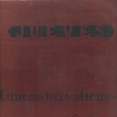 Coleccionismo de Revistas y Periódicos: NUMULITE L0445 JUEVES CINEMATOGRÁFICOS SUPLEMENTO DE EL DÍA GRÁFICO Nº 1 AL 37 (FALTA EL 21). Lote 70169325