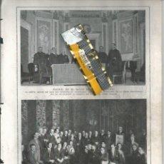 Coleccionismo de Revistas y Periódicos: BYN 18 MAY 1924.Nº 1722. MADRID SALON CONSERVATORIO. TOLEDO AYUNTAMIENTO RAMIREZ ANGEL FLORALIA. Lote 70396905