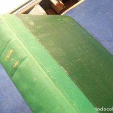 Coleccionismo de Revistas y Periódicos: REVISTA SEMANA JULIO - A DICIEMBRE 1954 2º SEMESTRE 1954.ENCUADERNADO PDELUXE. Lote 70573977