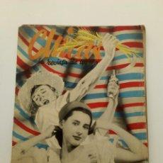 Coleccionismo de Revistas y Periódicos: CHICAS. LA REVISTA DE LOS 17 AÑOS. 2ª ÉPOCA. N° 64. 16-IX-1951.. Lote 70748837