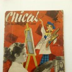 Coleccionismo de Revistas y Periódicos: CHICAS. LA REVISTA DE LOS 17 AÑOS. 2ª ÉPOCA. N° 95. 20-IV-1952. Lote 70753101
