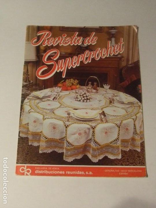 REVISTA DE SUPERCROCHET (Coleccionismo - Revistas y Periódicos Modernos (a partir de 1.940) - Otros)