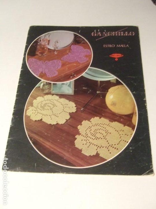 REVISTA DE GANCHILLO - ARTE DE HOGAR Nº 23 (Coleccionismo - Revistas y Periódicos Modernos (a partir de 1.940) - Otros)