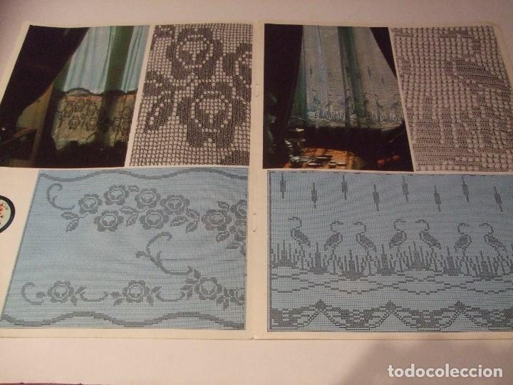 Coleccionismo de Revistas y Periódicos: REVISTA DE GANCHILLO - ARTE DE HOGAR Nº 23 - Foto 2 - 71020285