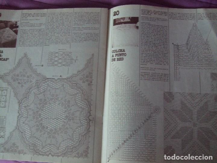 Coleccionismo de Revistas y Periódicos: REVISTA DE GANCHILLO: PRESTIGIO DEL PUNTO - Nº 2 - Foto 2 - 71022369