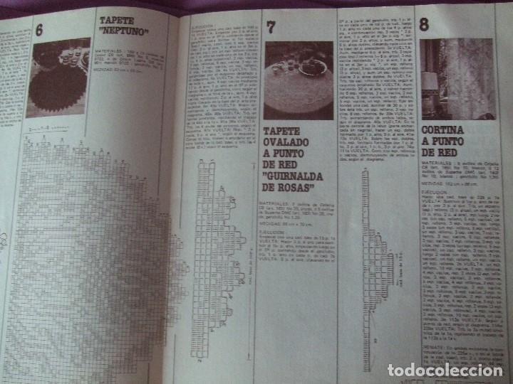 Coleccionismo de Revistas y Periódicos: REVISTA DE GANCHILLO: PRESTIGIO DEL PUNTO - Nº 2 - Foto 3 - 71022369