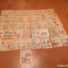 Coleccionismo de Revistas y Periódicos: ANTIGUA 41 HOJA / HOJAS DE LA REVISTA EL ANGEL PUBLICACIONES SEMANALES AÑO 1959 . Lote 71219861