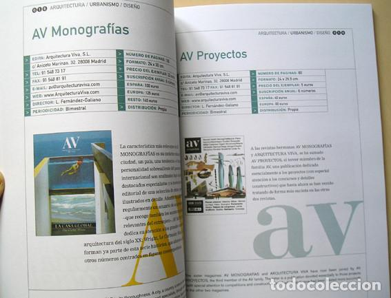 Coleccionismo de Revistas y Periódicos: Catálogo ARCE - Asociación de Revistas Culturales de España 2005-2006 - Foto 3 - 71255567