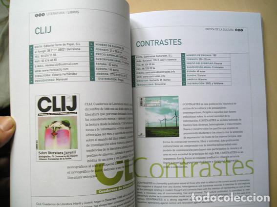 Coleccionismo de Revistas y Periódicos: Catálogo ARCE - Asociación de Revistas Culturales de España 2005-2006 - Foto 4 - 71255567