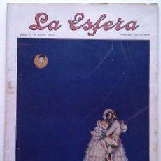 Coleccionismo de Revistas y Periódicos: LA ESFERA. ILUSTRACIÓN MUNDIAL. 14 DE JUNIO DE 1919, N.º 285. Lote 71406383