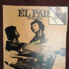 Coleccionismo de Revistas y Periódicos: DOMINICAL EL PAIS ,Nº 302 AÑO 1983 -LA DELINCUENCIA INTERNACIONAL INTENTA ASENTARSE EN ESPAÑA. Lote 71464103