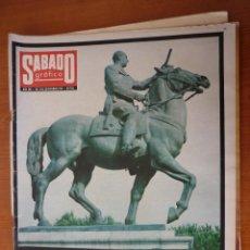 Coleccionismo de Revistas y Periódicos: SÁBADO GRÁFICO Nº 964 - 1975. Lote 71507867