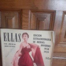 Coleccionismo de Revistas y Periódicos: REVISTA DE MODA. Lote 71541275