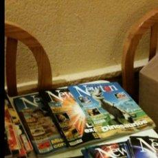 Coleccionismo de Revistas y Periódicos: REVISTA CIENTIFICA NEWTON 2 A 38. Lote 71657283