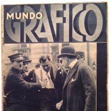 Coleccionismo de Revistas y Periódicos: MUNDO GRÁFICO, N.º 1071. 11 DE MAYO DE 1932. Lote 71676023