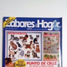 Coleccionismo de Revistas y Periódicos: LABORES DEL HOGAR Nº 464 (1997) CONTIENE PATRONES. Lote 287767148