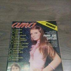 Coleccionismo de Revistas y Periódicos: ANTIGUA REVISTA AMA 1975. Lote 71830591