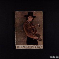Coleccionismo de Revistas y Periódicos: REVISTA BLANCO Y NEGRO Nº2.157, 1928. Lote 72094191