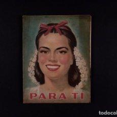 Coleccionismo de Revistas y Periódicos: REVISTA PARA TÍ Nº1240, 1946. Lote 72102007