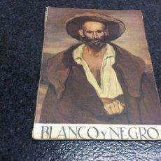 Collezionismo di Riviste e Giornali: REVISTA BLANCO Y NEGRO Nº 2171 ENERO 1933. Lote 72177839