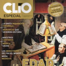 Coleccionismo de Revistas y Periódicos: CLIO ESPECIAL N. 27 - TEMA: LA EDAD MEDIA (NUEVA). Lote 111394760