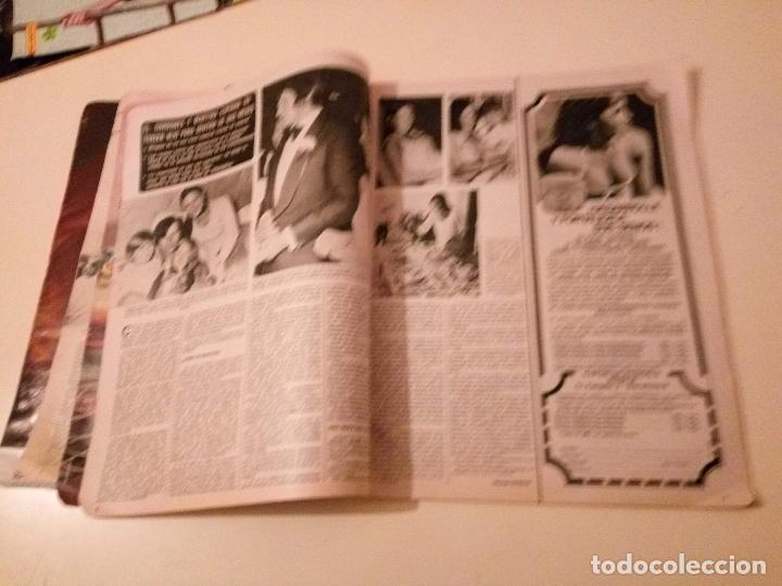 Coleccionismo de Revistas y Periódicos: SEMANA Nº 1855 1975 RAPHAEL EL CORDOBES EMMA OZORES MIGUEL BOSE AMPARO MUÑOZ ROCIO JURADO GOYANES - Foto 3 - 72240595