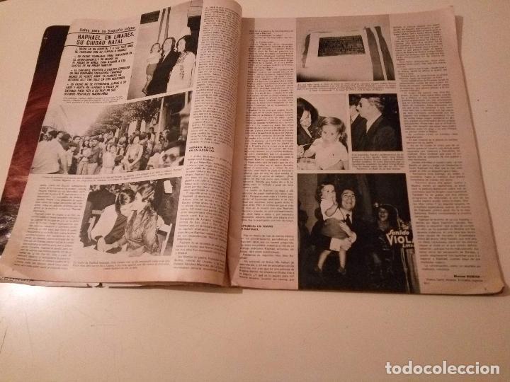 Coleccionismo de Revistas y Periódicos: SEMANA Nº 1855 1975 RAPHAEL EL CORDOBES EMMA OZORES MIGUEL BOSE AMPARO MUÑOZ ROCIO JURADO GOYANES - Foto 4 - 72240595