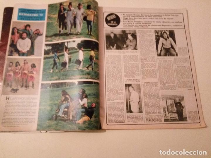 Coleccionismo de Revistas y Periódicos: SEMANA Nº 1855 1975 RAPHAEL EL CORDOBES EMMA OZORES MIGUEL BOSE AMPARO MUÑOZ ROCIO JURADO GOYANES - Foto 14 - 72240595