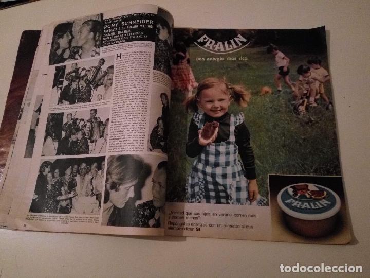 Coleccionismo de Revistas y Periódicos: SEMANA Nº 1855 1975 RAPHAEL EL CORDOBES EMMA OZORES MIGUEL BOSE AMPARO MUÑOZ ROCIO JURADO GOYANES - Foto 17 - 72240595