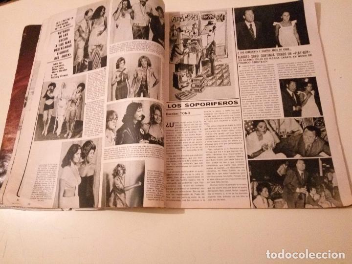 Coleccionismo de Revistas y Periódicos: SEMANA Nº 1855 1975 RAPHAEL EL CORDOBES EMMA OZORES MIGUEL BOSE AMPARO MUÑOZ ROCIO JURADO GOYANES - Foto 18 - 72240595