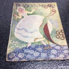 Coleccionismo de Revistas y Periódicos: REVISTA BLANCO Y NEGRO Nº 2239 MAYO 1936. Lote 72242071
