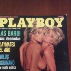 Coleccionismo de Revistas y Periódicos: REVISTA PLAYBOY N'169 ENERO 1993.. Lote 72383281