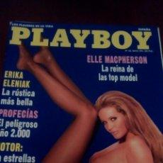 Coleccionismo de Revistas y Periódicos: REVISTA PLAYBOY N'185 MAYO 1994.. Lote 72385106