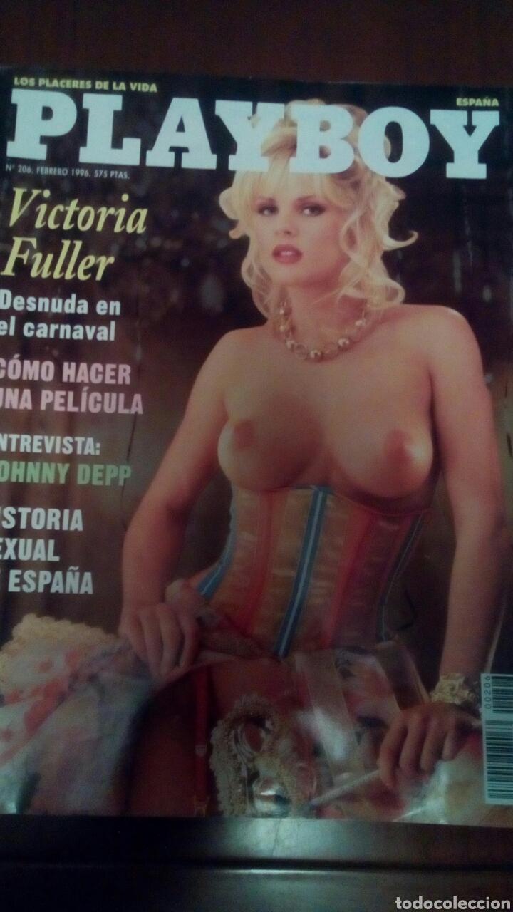 REVISTA PLAYBOY N'206 FEBRERO 1996. (Coleccionismo - Revistas y Periódicos Modernos (a partir de 1.940) - Otros)