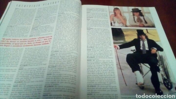 Coleccionismo de Revistas y Periódicos: Revista Playboy n'206 febrero 1996. - Foto 4 - 72386226