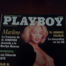 Coleccionismo de Revistas y Periódicos: REVISTA PLAYBOY N'207 MARZO 1996.. Lote 72387243
