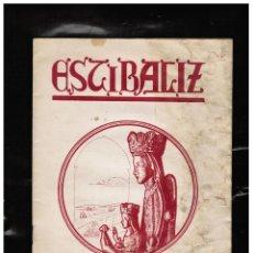 Coleccionismo de Revistas y Periódicos: REVISTA RELIGIOSA ESTIBALIZ ABRIL 1953. Lote 72813555