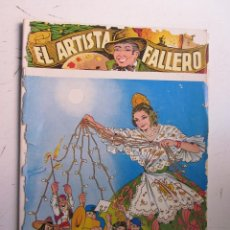 Coleccionismo de Revistas y Periódicos: REVISTA FALLAS VALENCIA. EL ARTISTA FALLERO AÑO 1973. Lote 72863503