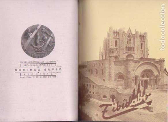 EL TIBIDABO - 1950 - 1951 - 1952 - 1953 - AÑOS COMPLETOS / ILUSTRADOS (Coleccionismo - Revistas y Periódicos Modernos (a partir de 1.940) - Otros)