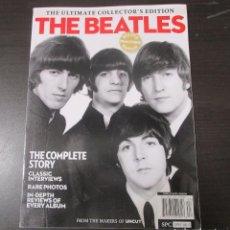 Coleccionismo de Revistas y Periódicos: REVISTA THE BEATLES THE COMPLETE STORY THE ULTIMATE COLLECTORS EDITION DELUXE REMASTERED 10/21/16. Lote 72922835