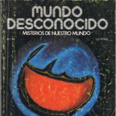Coleccionismo de Revistas y Periódicos: REVISTA MUNDO DESCONOCIDO Nº 33. MARZO 1979. Lote 73068451