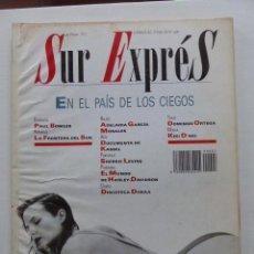 Coleccionismo de Revistas y Periódicos: SUR EXPRÉS, REVISTA MOVIDA MADRILEÑA POSMODERNA, Nº 3, 1987. Lote 73577067