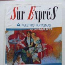 Coleccionismo de Revistas y Periódicos: SUR EXPRÉS, REVISTA MOVIDA MADRILEÑA POSMODERNA, Nº 2, 1987. Lote 73577527