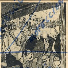 Coleccionismo de Revistas y Periódicos: TITO 1915 ILUSTRACION COMICA HOJA REVISTA. Lote 73612691